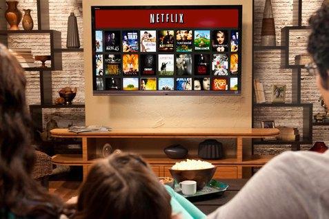 Онлайн-кінотеатр Netflix почав працювати в Україні