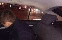 В Киеве мужчина с молотком напал на бизнесмена