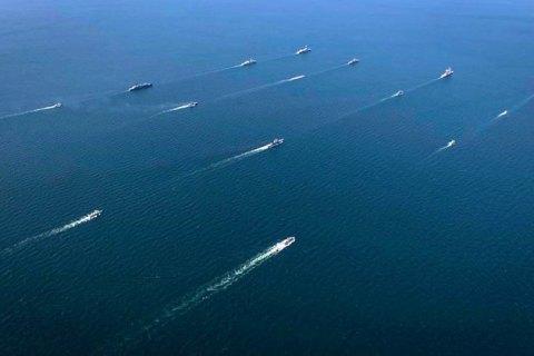 Росія закликала США і НАТО відмовитися від спільних з Україною навчань у Чорному морі
