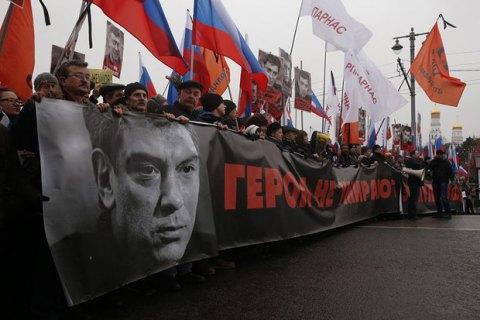Сім'я Нємцова вирішила перекваліфікувати справу про вбивство політика