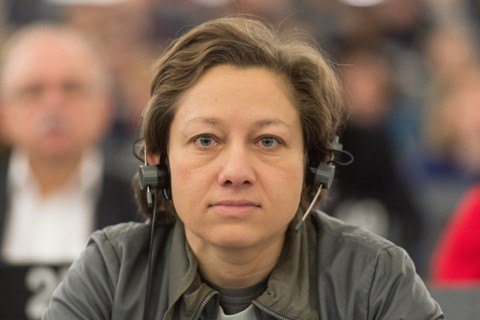 Евродепутат из Италии Элеонора Форенца приехала в Луганск