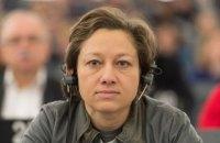 Євродепутат з Італії Елеонора Форенца приїхала до Луганська