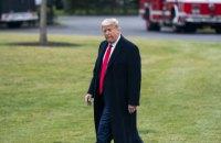 Трамп заявив, що відновить поїздки по США з наступного тижня