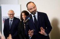 Премьер-министр Франции выиграл выборы мэра Гавра