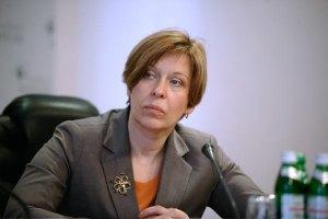 Ляпина уверяет, что ее не выгоняли со съезда