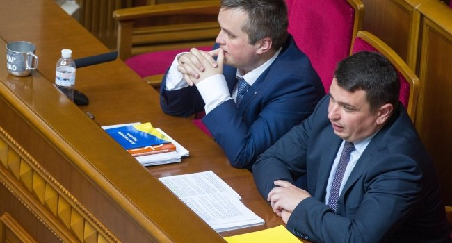 Артем Сытник и Назар Холодницкий