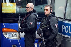 Французская полиция ликвидировала подозреваемого в терроризме