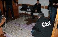 В Харькове подполковника полиции поймали на крупной взятке