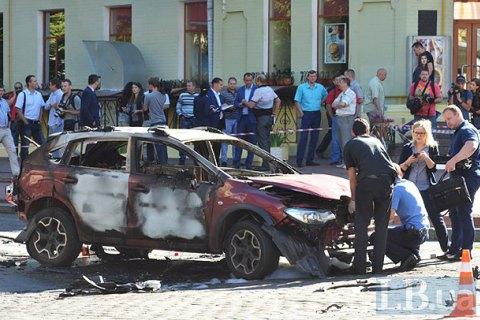 Экс-сотрудник СБУ Устименко вызван на допрос по делу об убийстве Шеремета