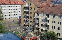 В Швеции произошел взрыв в жилом квартале