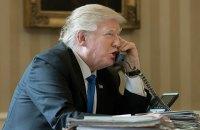 Конгресмени запросили у Білого дому документи, що стосуються розмови Трампа з Зеленським