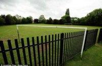 В Британии построили самый нелепый забор