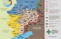 ОБСЕ: боевики отвоевали десятки километров за время перемирия
