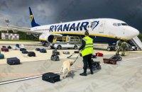 Євросоюз пригрозив наслідками за затримання літака Ryanair у Мінську