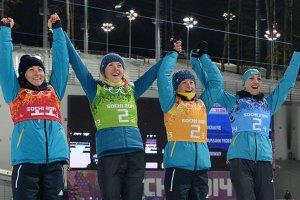 Украинские биатлонисты бойкотируют турниры в России