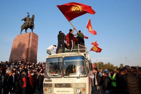 Пять оппозиционных киргизских партий создали Народный координационный совет и призывают к люстрации всех политиков