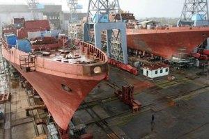 У Миколаєві арештували майно суднобудівного заводу