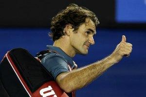 Федерер за один день виграв чотири тай-брейки