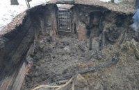 Возле Львова сгорел музей-крыивка УПА