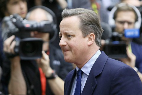 Британия усилит сотрудничество с Украиной после Brexit, - Кэмерон