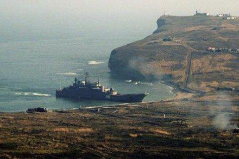 РФ заявила, що умов для угоди з Японією щодо Курильських островів немає