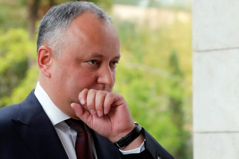 Президент Молдовы отменил указ о роспуске парламента