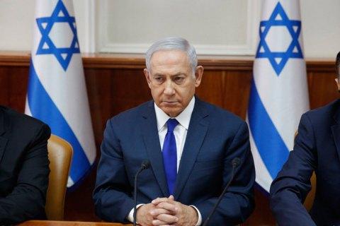 Нетаньяху ушел на самоизоляцию из-за контакта с зараженным COVID-19