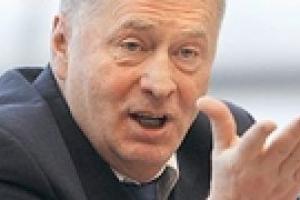 Жириновский советует Раде уволить Литвина