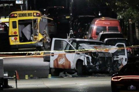 Исполнителю теракта в Нью-Йорке предъявили обвинения