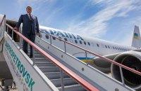 Порошенко выступил за финансирование капремонта ВПП аэропорта в Днепре
