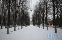 У ніч на суботу в Києві до -9 градусів морозу