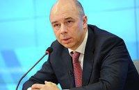 Мінфін Росії оголосив про завершення падіння рубля