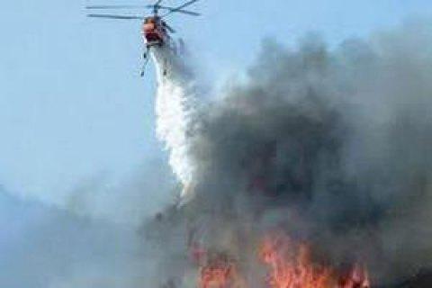 У Чилі прибув найбільший пожежний літак