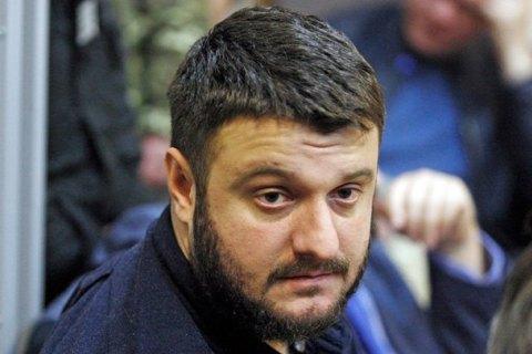 Соломенский суд повторно арестовал имущество Авакова-младшего