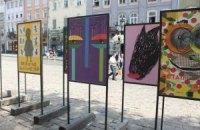 Украинские иллюстраторы создали серию плакатов с классическими украинскими писателями