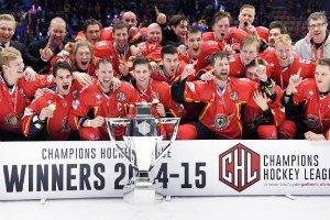 """Шведський """"середняк"""" виграв хокейну Лігу чемпіонів"""