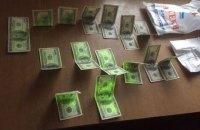 Начальницю Лисичанського вокзалу затримали під час отримання $1,5 тис. хабара