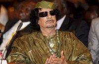 Каддафи согласился уйти в отставку