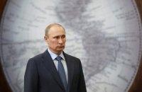 Путин вылетел в Киев?
