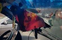 У Буковелі туристів із Білорусі оштрафували за георгіївську стрічку