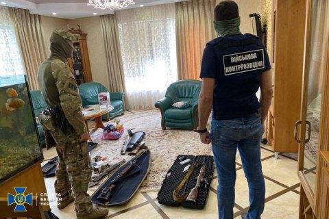 СБУ викрила корупційну схему із орендою приміщень Міноборони на Одещині