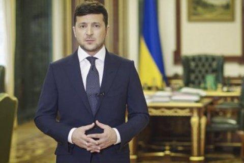 """Зеленский рассказал, как будет функционировать проект """"Всеукраинская школа онлайн"""""""