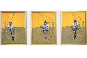 Триптих английского импрессиониста продан на аукционе за рекордную сумму