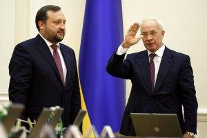 Азаров, Арбузов и Клюев открестились от австрийского гражданства