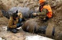 В Донецкой области на мине подорвался грузовик коммунальщиков, ехавших на ремонт водопровода