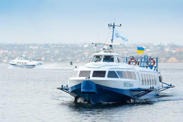 """Пасажирський флот """"Нібулону"""""""