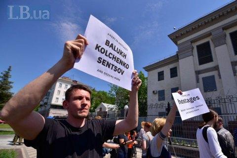 Великобританія закликала РФ негайно звільнити українських політв'язнів, що оголосили голодування