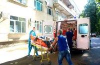 Медики екстрено евакуювали травмованого військовослужбовця до Одеси