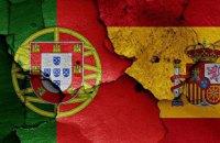 Испания и Португалия разошлись боевым миром на ЧМ-2018