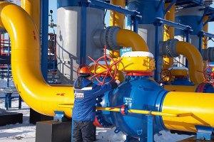 Україна в 2014 році скоротила імпорт газу з Росії на 44%